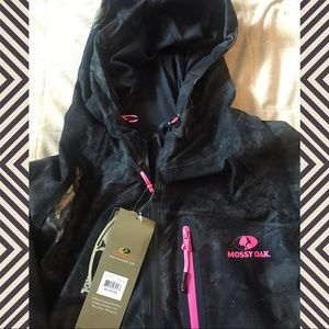 ab52da9f61674 Mossy Oak Jackets & Coats - Missy Oak Eclipse Pattern Scent Control Coat